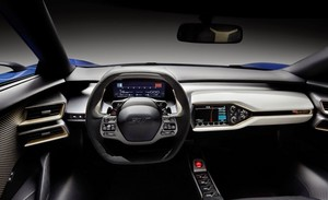 Ford GT Concept Interior