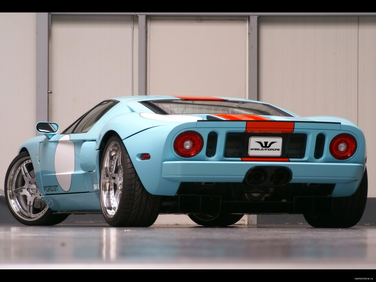 Ford Gt Images Ford Gt Light Blue Hd Wallpaper And Background Photos