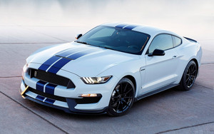 Ford GT350 2016