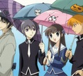 Fruits Basket - fruits-basket wallpaper