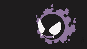 Gastly Backgrounds