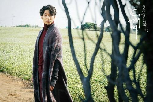 Drama Korea kertas dinding called Goblin