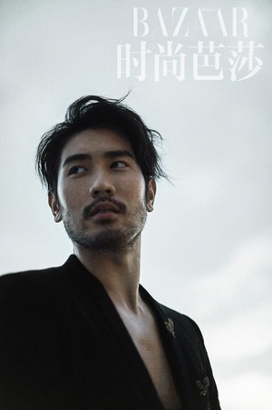 Godfrey for Harper's Bazaar