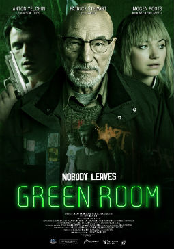 MOVIE TRAILERS- images Green Room Movie Poster wallpaper and ...