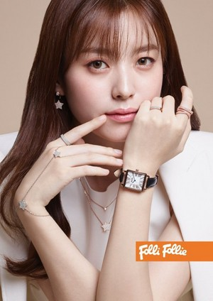 Han Hyo Joo for 'Folli Follie'