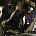Harry leaving the Kanye concert - harry-styles photo