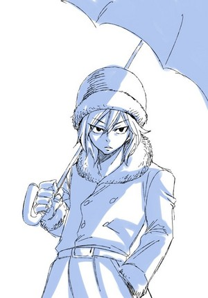 Hiro Mashima-Juvia~in~man~form