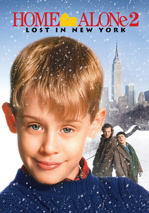 Home Alone 2: Lost in New York (1992) Poster