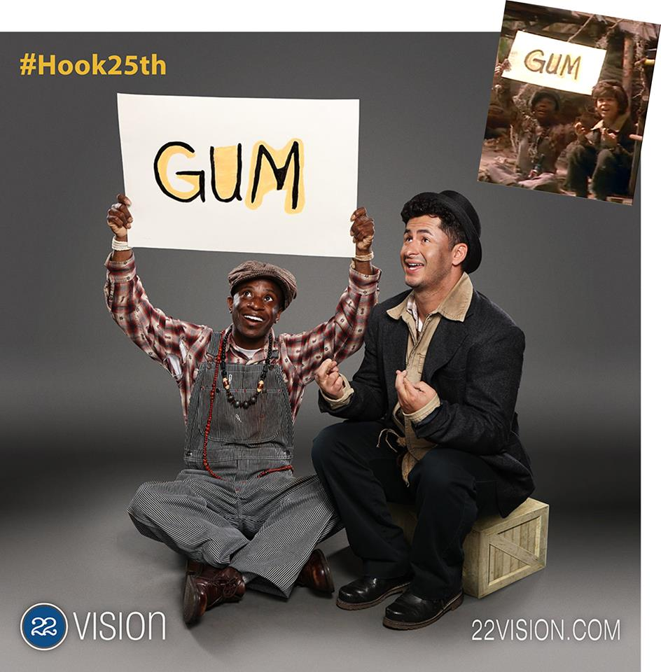 Hook's 25th Anniversary Reunion - Ahmad Stoner (No Nap) and Bo Gheorghe (Noseminer)