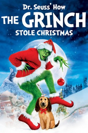 How the Grinch mencuri Krismas (2000) Poster