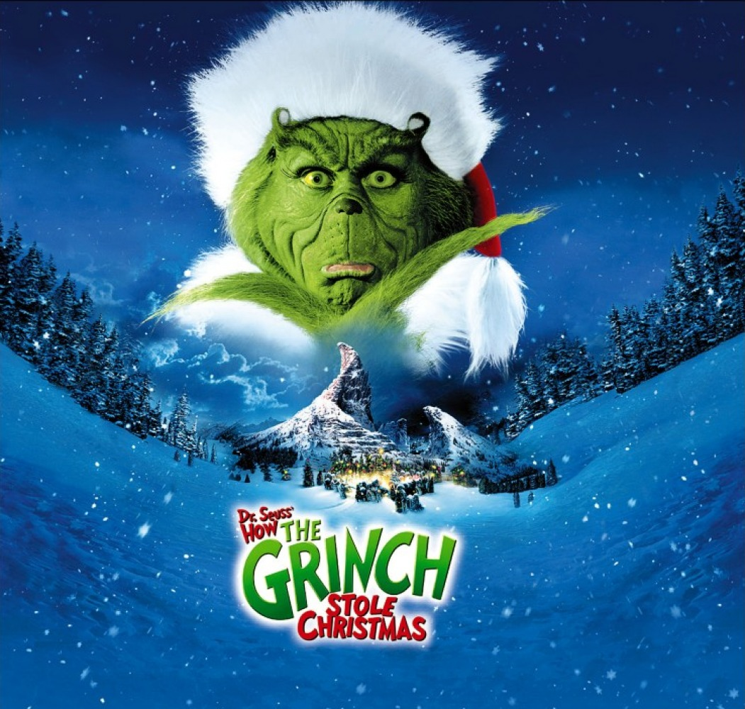 How The Grinch Stole Christmas Movie Poster.How The Grinch Stole Christmas 2000 Poster Christmas
