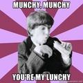 Hungry George Memes - the-beatles fan art