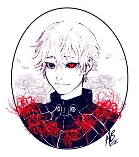 Ken Kaneki wallpaper titled I Amore te Kaneki! te will forever be my Number 1 preferito