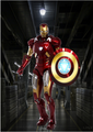 IRONMAN AVENGER.PNG - iron-man fan art
