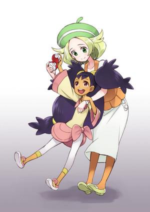 Iris and Bianca (Bel)