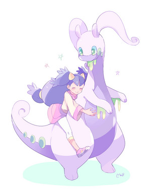 Iris and Goodra