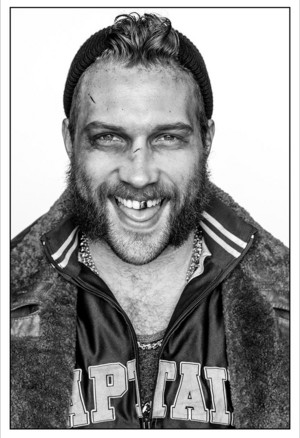 Jai Courtney as Captain Boomerang in Suicide Squad