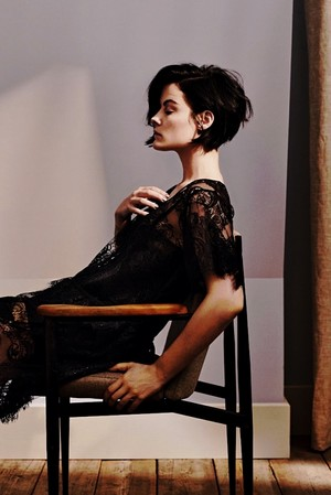 Jaimie Alexander for InStyle 2016