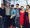 Jensen and Other CW Stars  - jensen-ackles photo