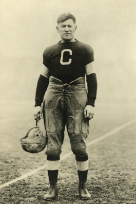Jim Thorpe Canton,(1887-1953), American Athlete, Olympic 金牌 Medalist