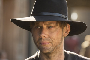 Jimmi Simpson as William in 'Westworld'