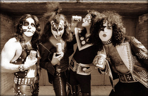 kiss ~Birmingham, Detroit…May 13, 1974