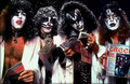 KISS ~Hollywood, California…October 19, 1976 - kiss photo