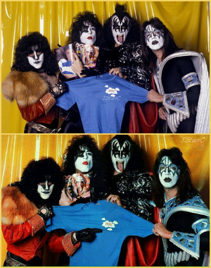 kiss ~Leiden, Netherlands…October 5, 1980