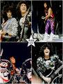 KISS ~September 4, 1988 (Monsters of Rock) - kiss photo