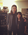 KT Tunstall with James Bay - kt-tunstall photo