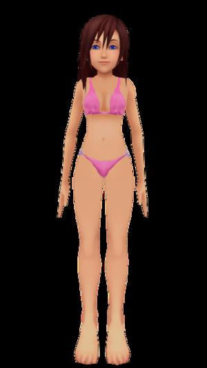 Kairi Swimsuit Kohaku ume