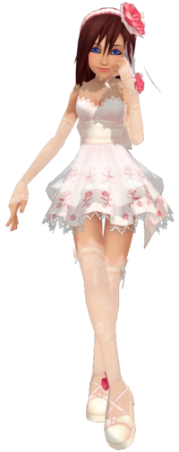 Kairi Wedding Dress द्वारा Maycakes