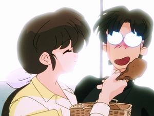 Kasumi and Dr. Tofu