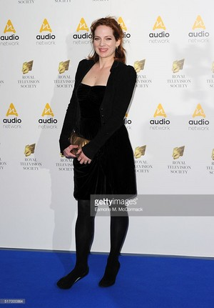 Katherine Parkinson The Royal televisión Society Programme Awards