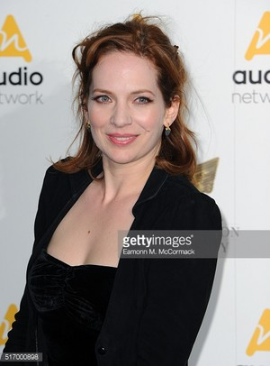 Katherine Parkinson The Royal ویژن ٹیلی Society Programme Awards