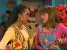 Kimberly and Aisha