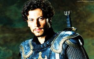 King Arthur वॉलपेपर