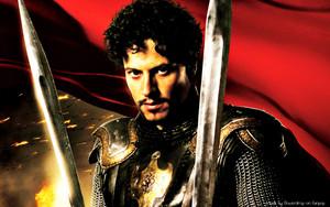 King Arthur wolpeyper