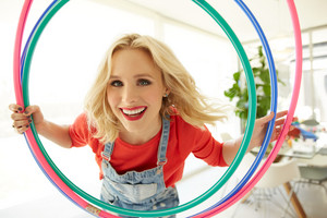 Kristen Bell - Parents Magazine Photoshoot - November 2016