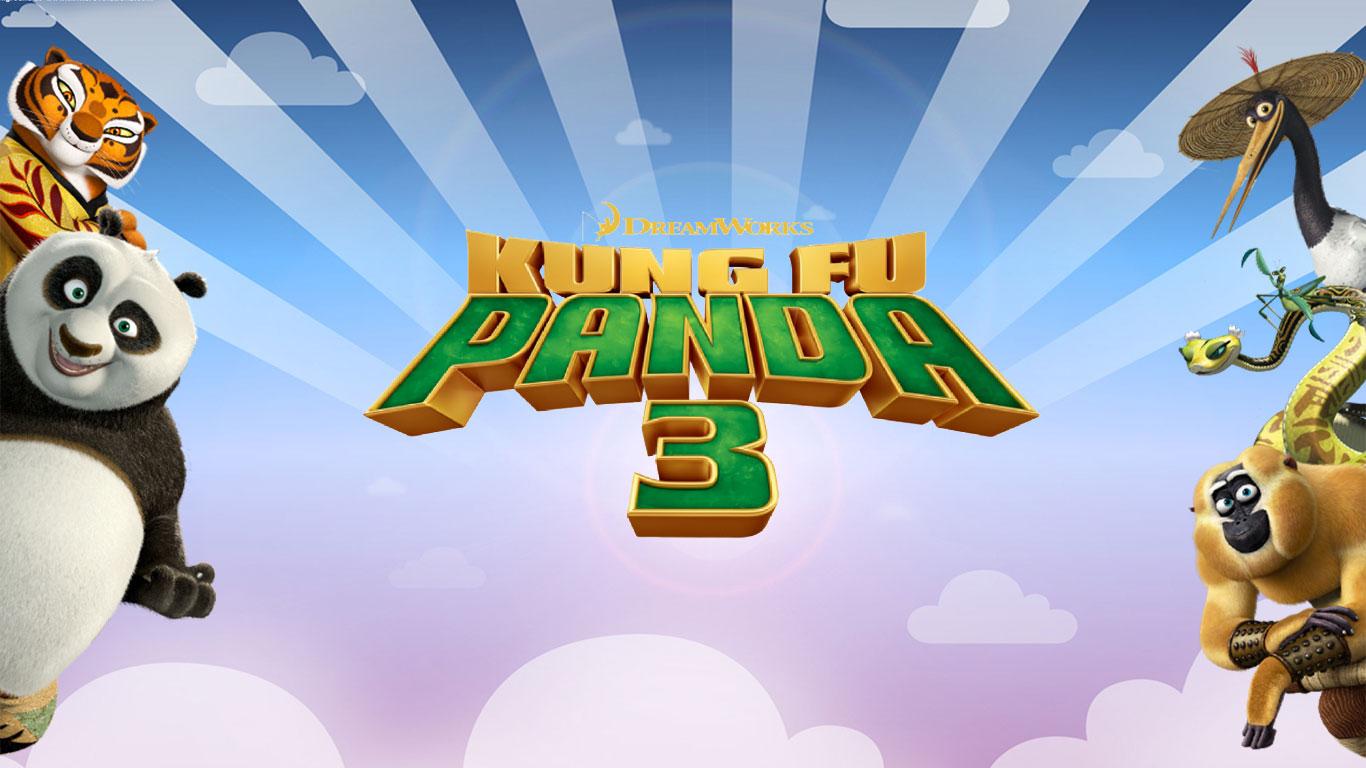 Kung Fu Panda 3 2016 Wallpaper Laptop Movie Trailers Photo 40025175 Fanpop