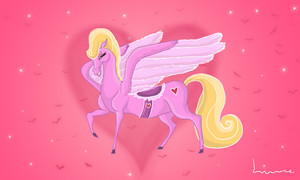 Lady Pegasus
