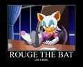 Like A Boss - rouge-the-bat photo