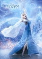 Marsha Milan Londoh as Elsa - disney-princess photo