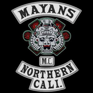 Mayans MC - Northern California Patch/Logo