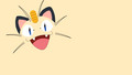 pokemon - Meowth Wallpaper wallpaper