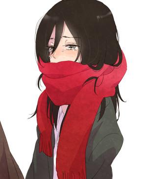 Mikasa Ackerman // Shingeki no Kyojin