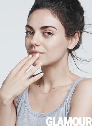 Mila Kunis Glamour