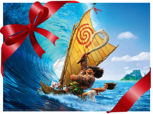 Moana Christams