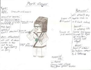 Monk Villager