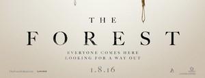 Natalie Dormer The Forest Poster